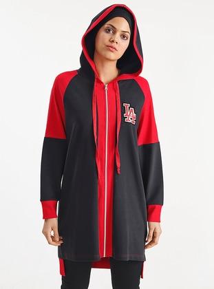 Black - Cotton - Jacket