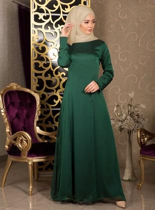 56f6e8349a8a0 İz Otantik Tesettür Elbise Modelleri ve Fiyatları - Modanisa.com