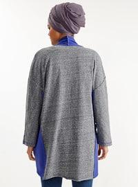 Gray - Cotton - Jacket