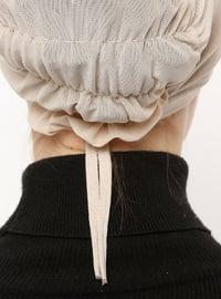Minc - Lace up - Viscose - Bonnet