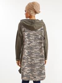 Khaki - Multi - Tunic