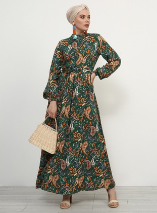 d06cf6ca2318d Tesettür Büyük Beden Elbise Modelleri - Modanisa.com