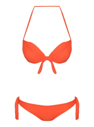 Orange - Turquoise - Bikini - Libilobi