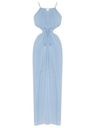Cotton - Blue - Pareo