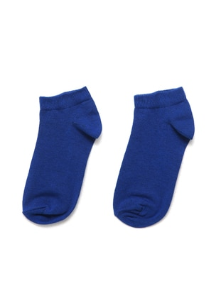 Blue - Navy Blue - Multi - Socks