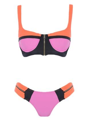 Black - Pink - Bikini - Libilobi