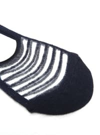 Black - Multi - Socks