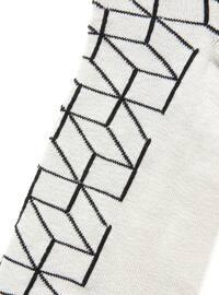 Gray - Multi - Socks