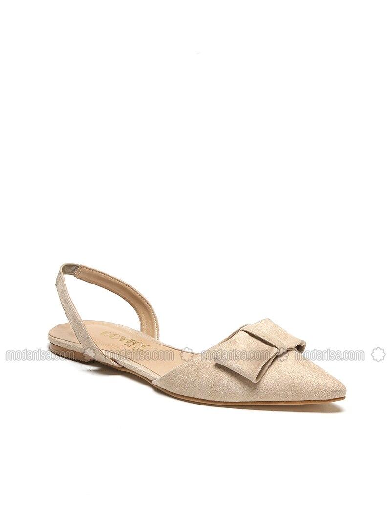 low priced 03309 c0154 Beige - Ballerinas - Sportschuhe