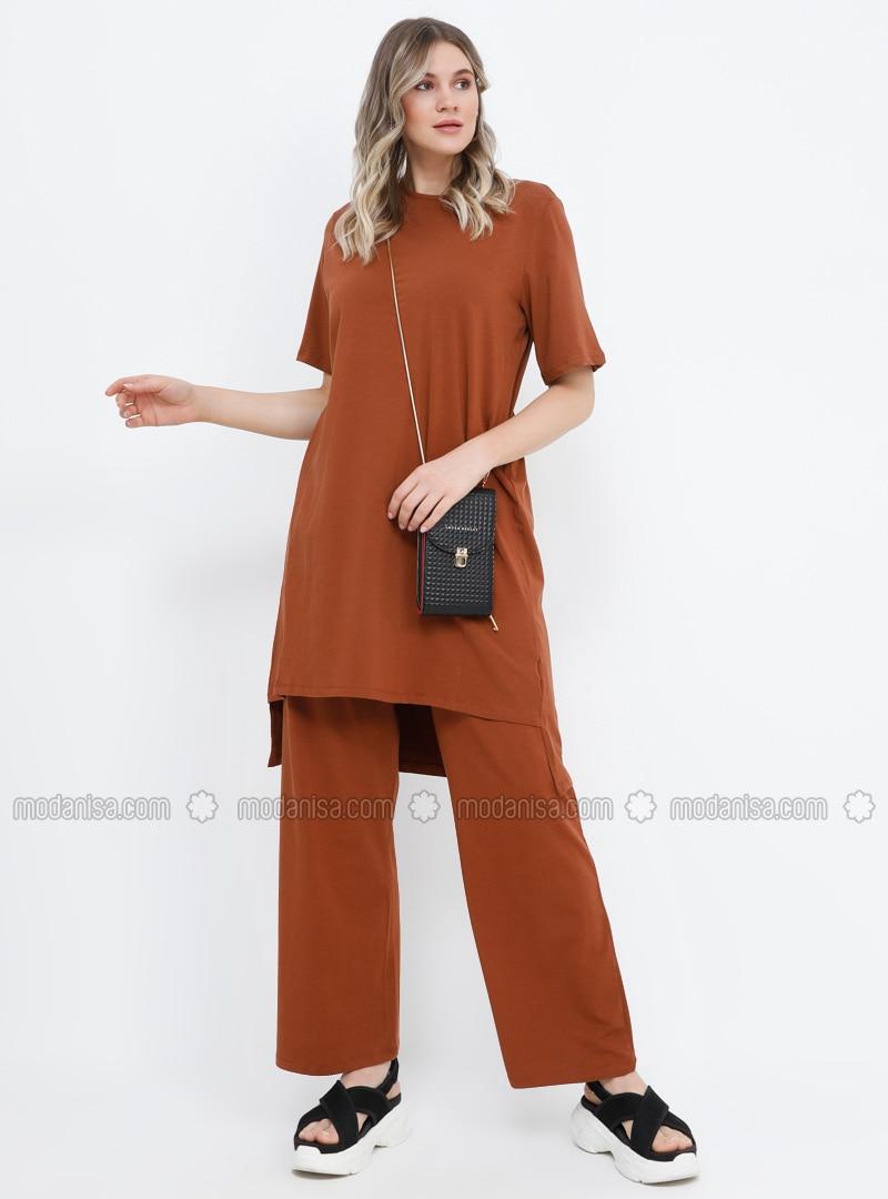 - Cotton - Plus Size Pants