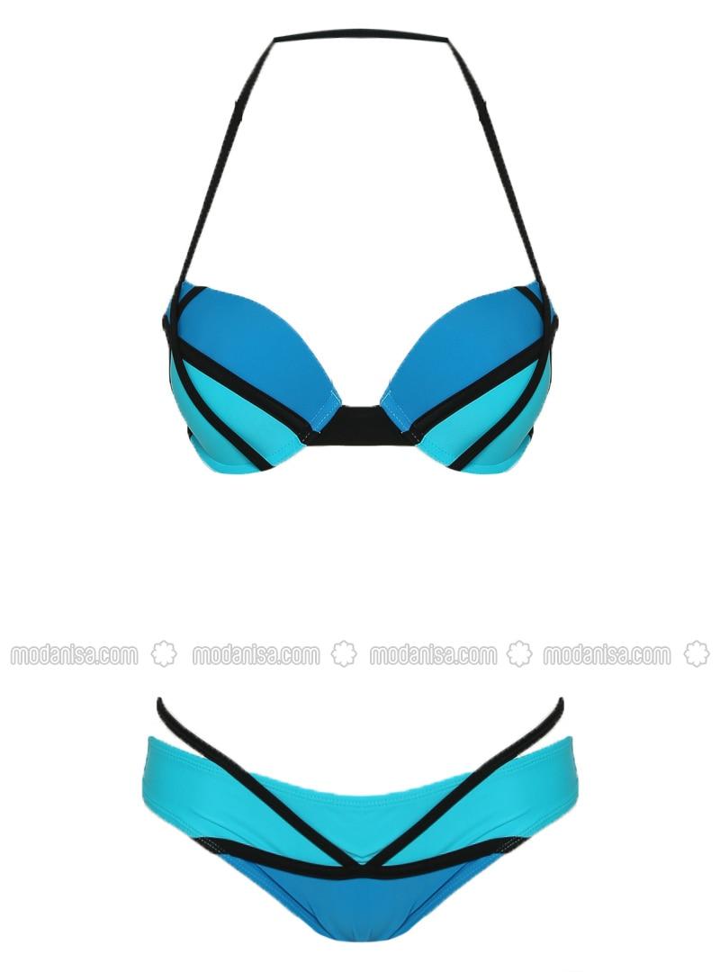 Blue - Bikini