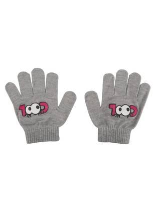 Gray - Glove