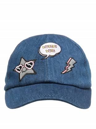 Blue - Hats - DeFacto