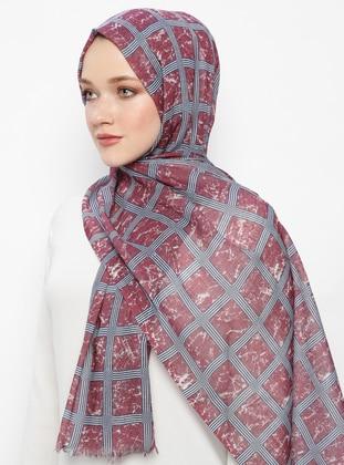 Multi - Printed - Pashmina - Viscose - Shawl