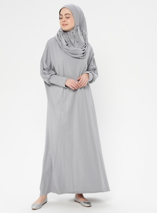 Gray - Unlined - Prayer Clothes