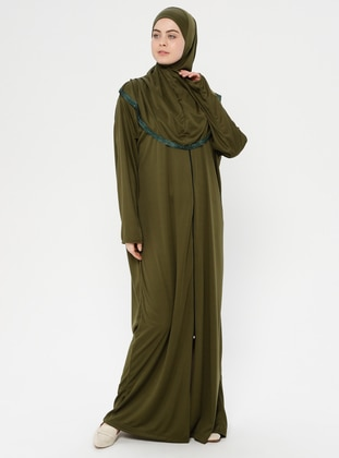 Khaki - Unlined - Prayer Clothes