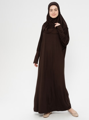 Brown - Unlined - Prayer Clothes
