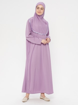 Lilac - Unlined - Prayer Clothes