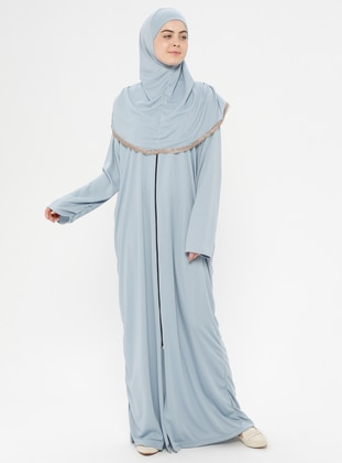 Blue - Unlined - Prayer Clothes