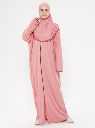 Pink - Unlined - Prayer Clothes