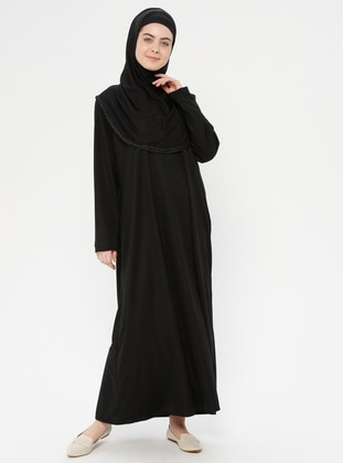Black - Unlined - Prayer Clothes
