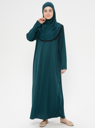 Green - Unlined - Prayer Clothes