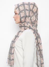 Multi - Printed - Pashmina - Viscose - Shawl