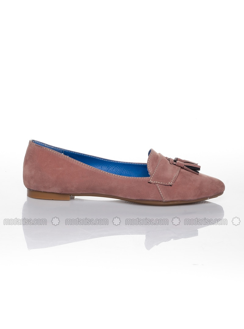 23f576d1acc Dusty Rose - Flat - Flat Shoes