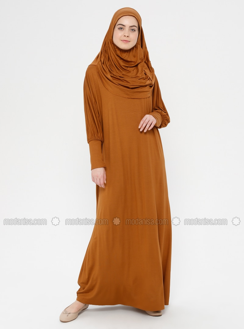 Tan - Unlined - Prayer Clothes