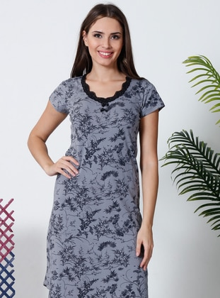 Black - Gray - Multi - Dress