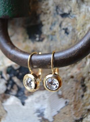 Gold - Earring - Artbutika