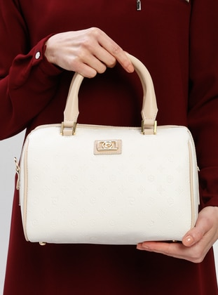 White - Shoulder Bags - Pierre Cardin