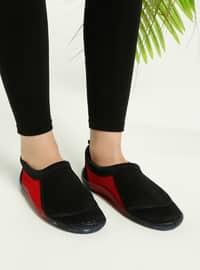 Red - Sandal - Slippers