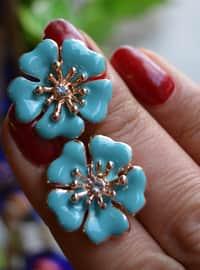 Turquoise - Earring