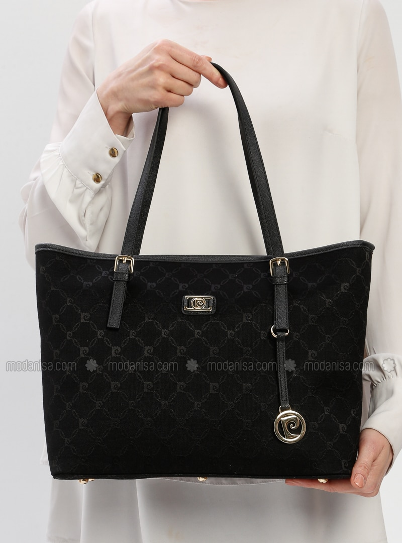 attractive price new lower prices clearance sale Black - Shoulder Bags - Pierre Cardin