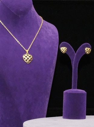 Gold - Accessories Set