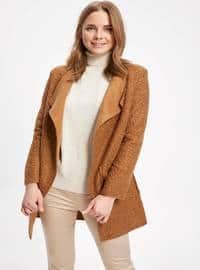 Brown - Coat