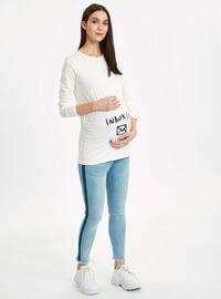Indigo - Maternity Pants