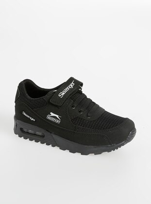 Black - Sport - Boys` Shoes