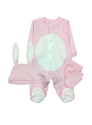 Pink - Baby Suit