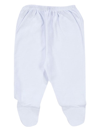 White - Baby Pants