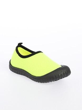 Green - Black - Sport - Girls` Shoes