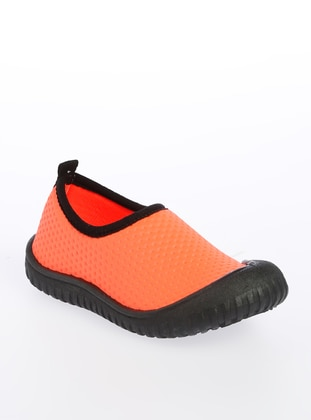 Orange - Sport - Girls` Shoes