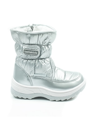 Silver tone - Boot - Boys` Boots