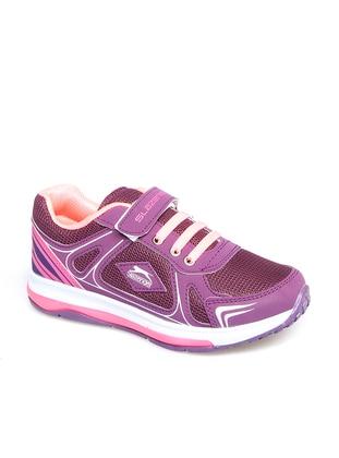 Purple - Sport - Girls` Shoes