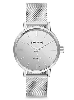 White - Watch - Spectrum