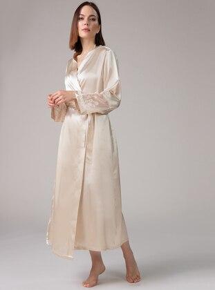 Beige - Morning Robe