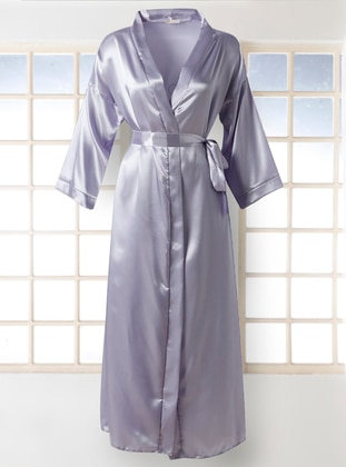 Lilac - Morning Robe