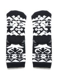 Black - Socks