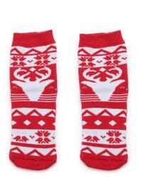 Red - Socks